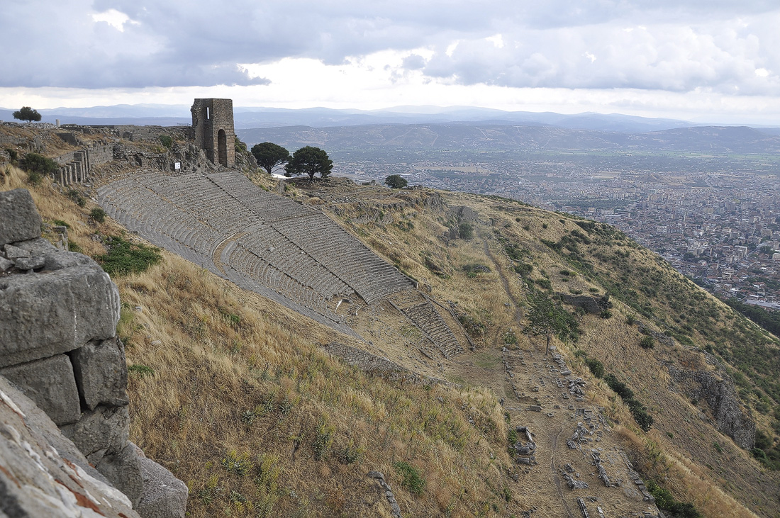 Pergamum (Bergama)