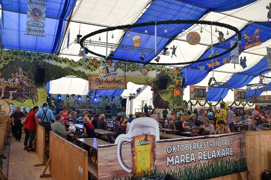 Oktoberfest Brasov marea relaxare
