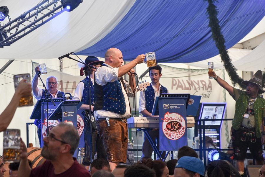 Oktoberfest Brasov fanfara Musik Ministerium 1