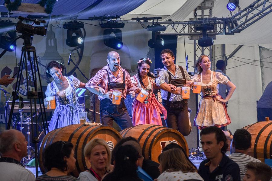 Oktoberfest Brasov spectacol