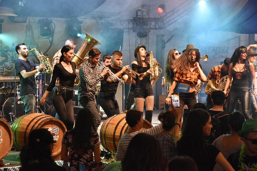Oktoberfest Brasov show