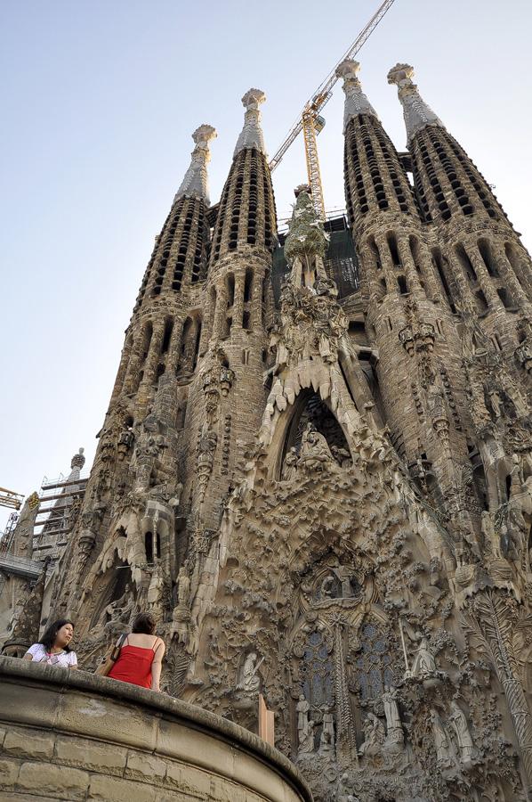 Sagrada Familia - Fatada Nasterii Domnului