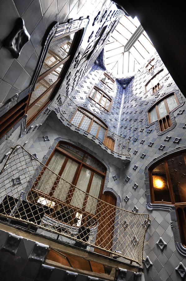 Casa Batllo - interior